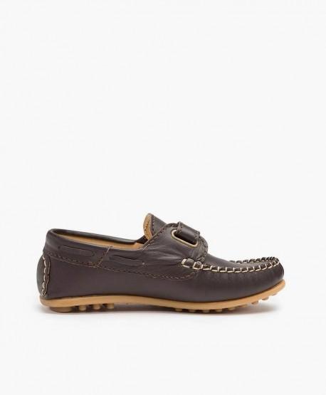 Zapatos Náuticos BEPPI Marrón Niño 3 en Kolekole