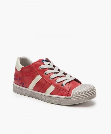 Beppi Zapato Rojo Casual