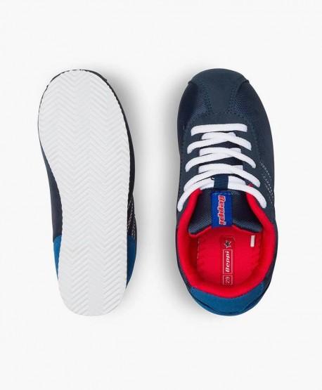 Zapatillas BEPPI Azul para Niños 3 en Kolekole