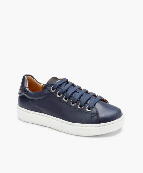 Sneakers MAÁ Labios Azul Marino Niña Niño 0 en Kolekole