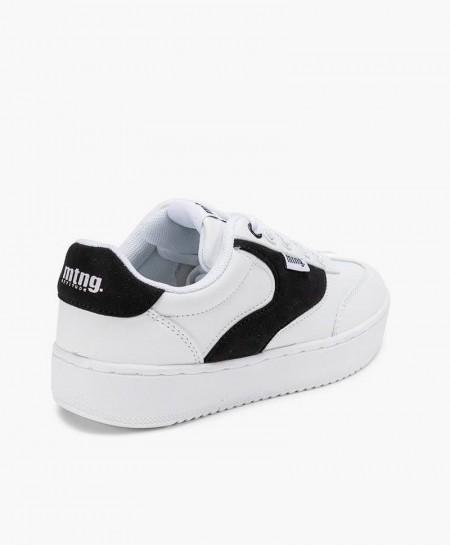 Sneakers MUSTANG Blancos para Niña