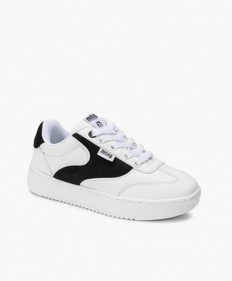 Sneakers MUSTANG Blancos para Niña 3 en Kolekole