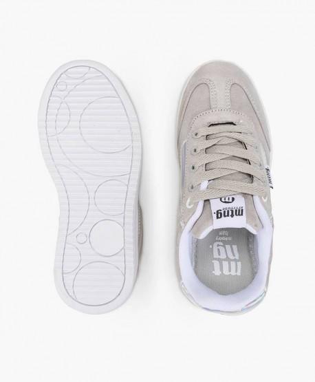 Sneakers MUSTANG Plata para Niña 3 en Kolekole