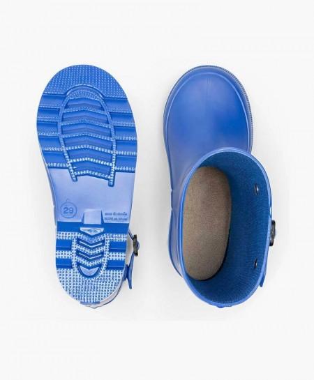 Botas de Agua IGOR Azules Niña y Niño