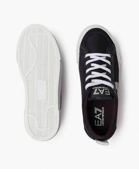 Emporio Armani EA7 Sneaker Azul Marino Piel en Kolekole