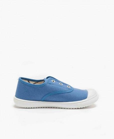 Zapatillas PETALOUS Azules Olor Limón Niña Niño 3 en Kolekole
