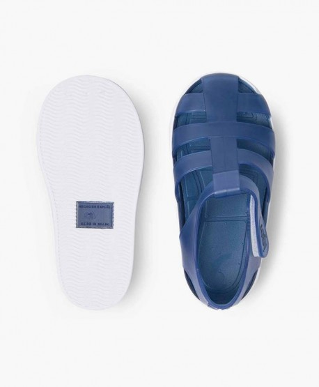 Igor Cangrejera Sport Azul Velcro en Kolekole