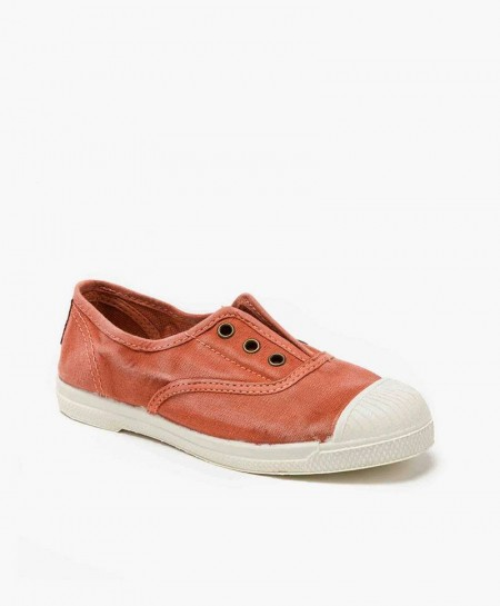 Zapatillas NATURAL WORLD de Lona Cangrejo para Niños