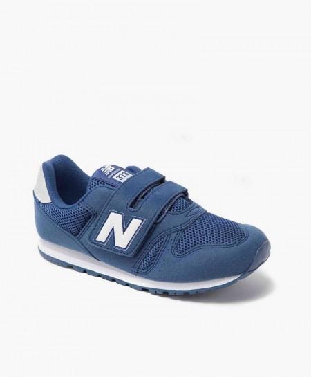 New Balance Zapatilla Azul Velcro Lifestyle