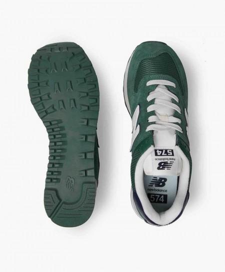 Zapatillas NEW BALANCE Verdes Chica y Chico