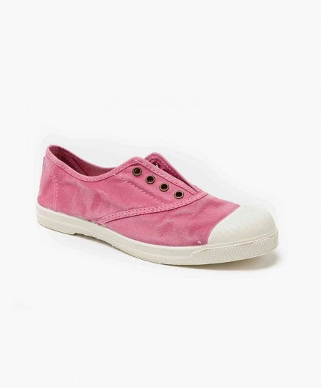 Zapatillas NATURAL WORLD de Lona Rosa para Chicos 0 en Kolekole