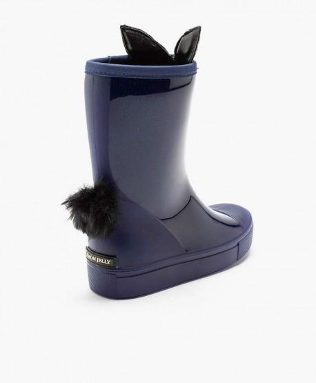 Botas de Agua LEMON JELLY Azules para Niña 1 en Kolekole