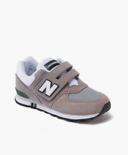 Zapatillas NEW BALANCE Gris Niña y Niño