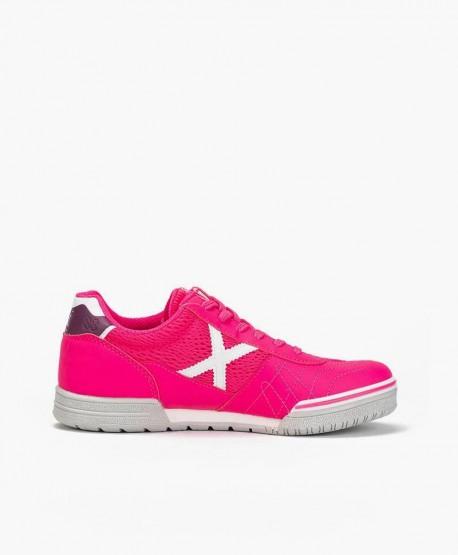 Zapatillas MUNICH Rosa para Chica y Mujer 2 en Kolekole