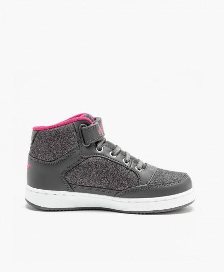 Botines Sneakers LELLI KELLY Gris para Niña 3 en Kolekole