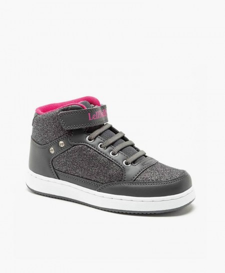 Botines Sneakers LELLI KELLY Gris para Niña