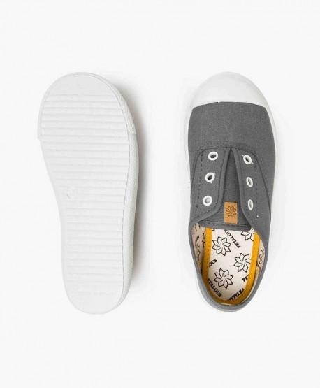 Zapatillas PETALOUS Gris Olor Limón Niña y Niño 0 en Kolekole