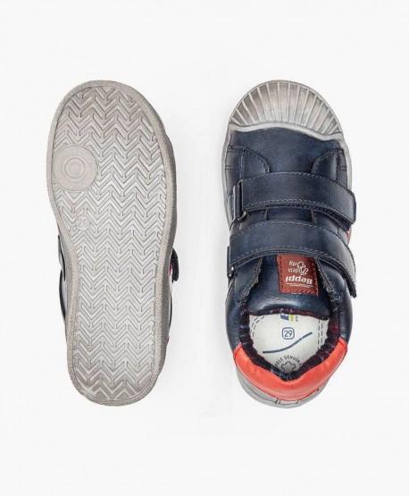 Zapatos BEPPI Azul Casual para Niño 3 en Kolekole