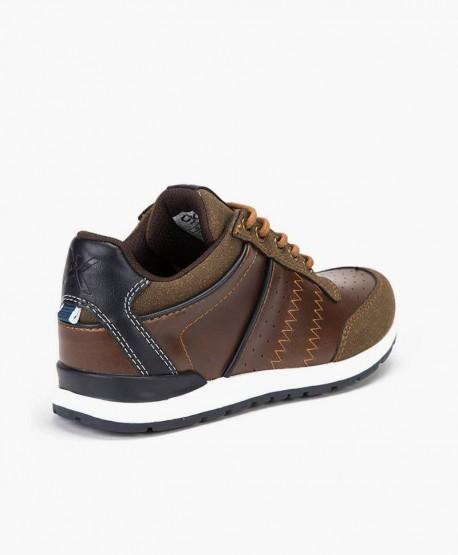 Zapatos Sport CHIKA10 de Piel Cuero para Niña 3 en Kolekole