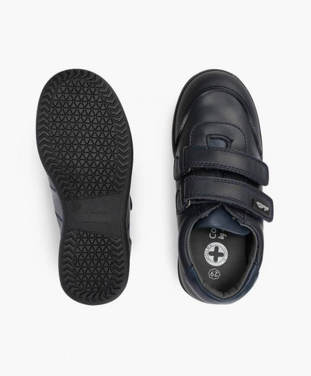 Zapatos Colegiales CHETTO de Piel para Niño