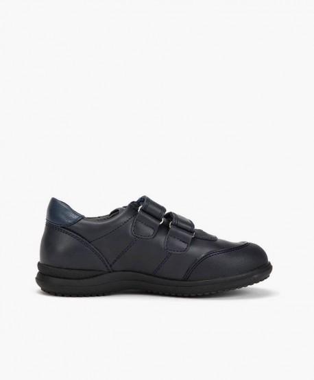 Zapatos Colegiales CHETTO de Piel para Niño 3 en Kolekole