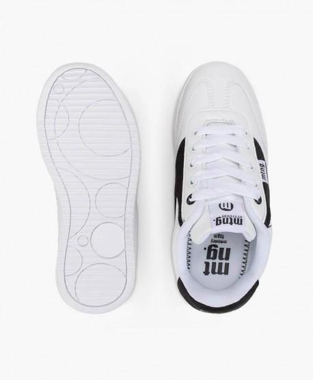Sneakers MUSTANG Blancos para Chica y Mujer 3 en Kolekole