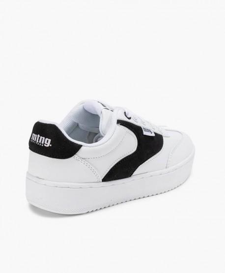 Sneakers MUSTANG Blancos para Chica y Mujer 0 en Kolekole