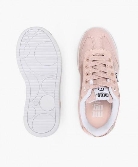 Sneakers MUSTANG Rosa para Chica y Mujer 3 en Kolekole