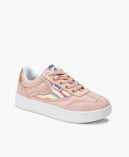 Mustang Sneaker Rosa Chica