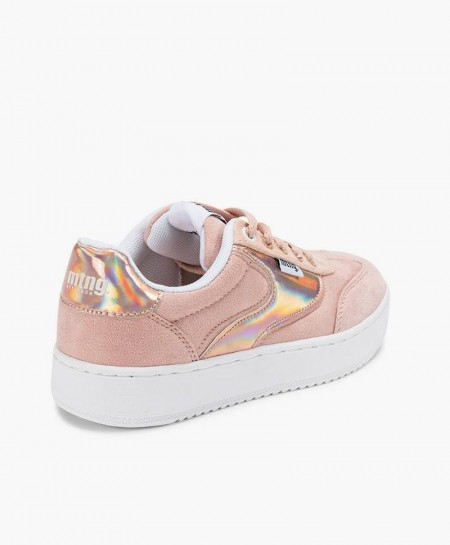 Sneakers MUSTANG Rosa para Chica y Mujer