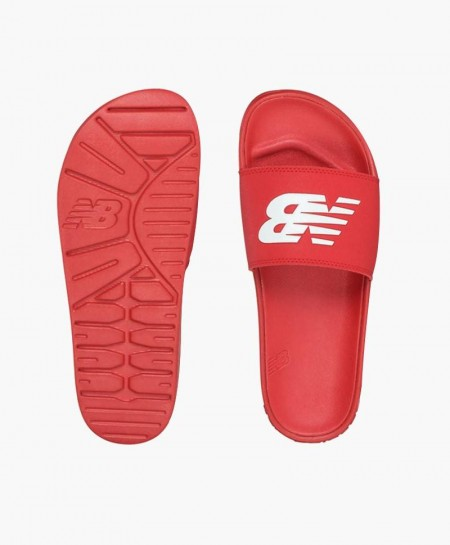 Chanclas NEW BALANCE Rojas Chica y Chico