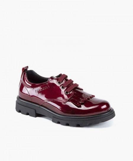Pablosky Zapato Charol Burdeos Piel Niña