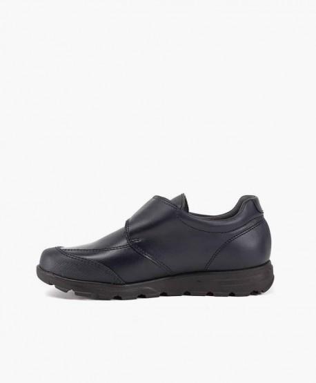 Zapatos Colegiales PABLOSKY Azul de Piel para Niño 3 en Kolekole