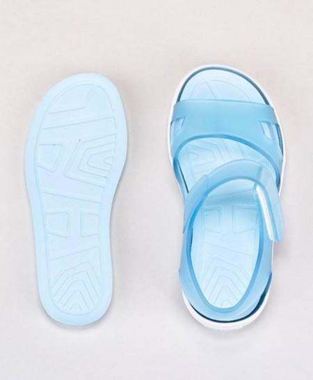 Sandalias IGOR Azul Celeste Niña Niño
