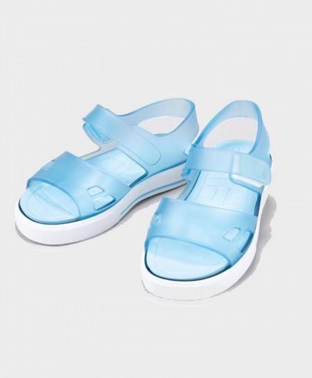 Sandalias IGOR Azul Celeste Niña y Niño