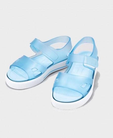 Sandalias IGOR Azul Celeste Niña y Niño 0 en Kolekole