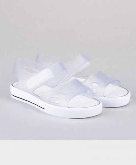 Sandalias IGOR Blancas Niña y Niño