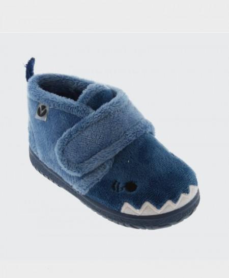 Zapatillas de Casa VICTORIA Tiburón Niña y Niño 0 en Kolekole
