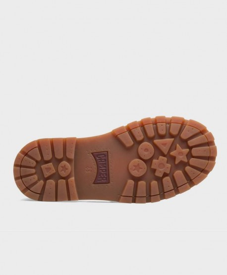 Zapatos Náuticos CAMPER Velcro Azul Niño Niña 3 en Kolekole