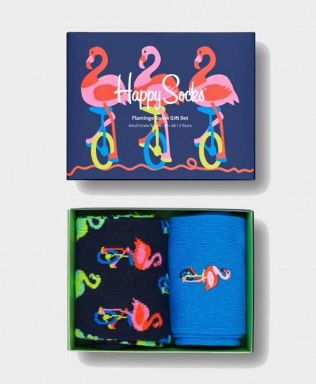 Caja Regalo Calcetines HAPPY SOCKS de flamenco 0 en Kolekole