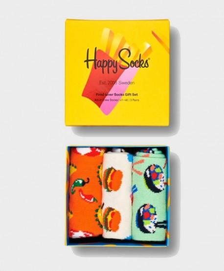 Caja Regalo Calcetines HAPPY SOCKS Food Lover 0 en Kolekole