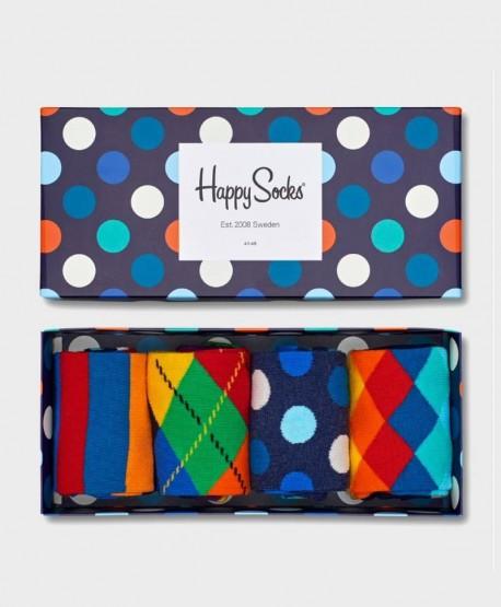 Caja Regalo Calcetines HAPPY SOCKS Multicolor 0 en Kolekole
