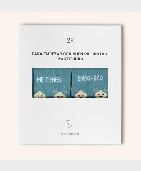 Kit Regalo Calcetines UO Originales y Divertidos Embobao 0 en Kolekole