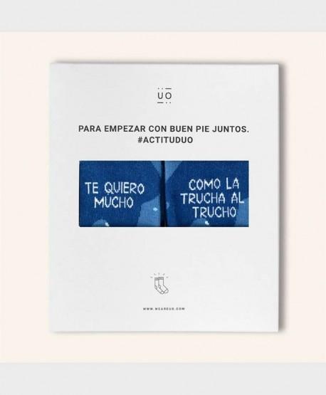 Kit Regalo Calcetines UO Originales Divertidos Trucho 0 en Kolekole