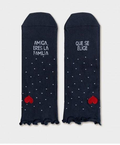 Calcetines UO Originales y Divertidos Mi Amiga 0 en Kolekole