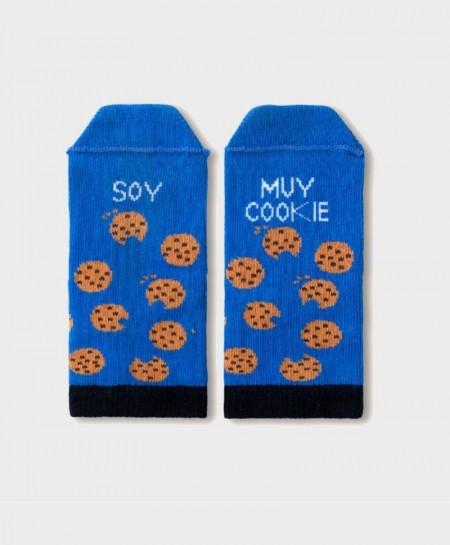Mini Calcetines UO Originales y Divertidos Soy Muy Cookie