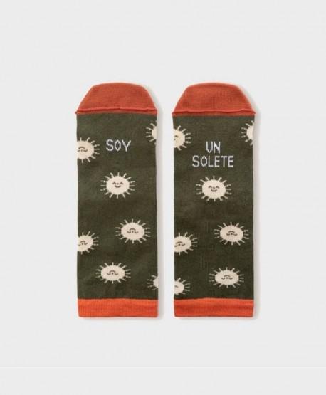 Mini Calcetines UO Originales y Divertidos Soy un Solete 0 en Kolekole