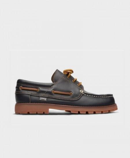 Zapatos Náuticos CAMPER Azul Marino
