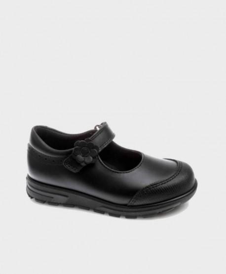 Zapatos Colegiales Merceditas PABLOSKY Negros de Piel para Niña en Kolekole