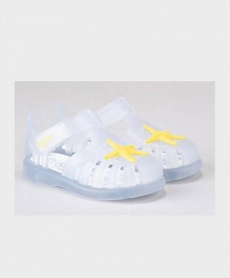Cangrejeras IGOR Blancas Estrella Amarilla Niña Niño